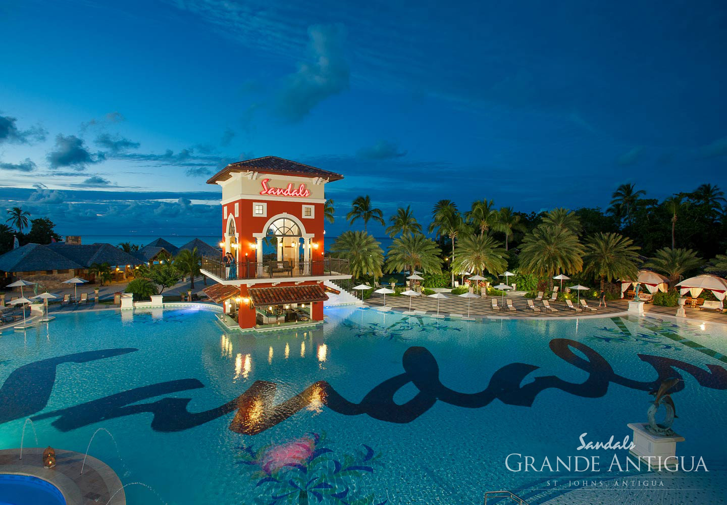 Sandals Grande Antigua