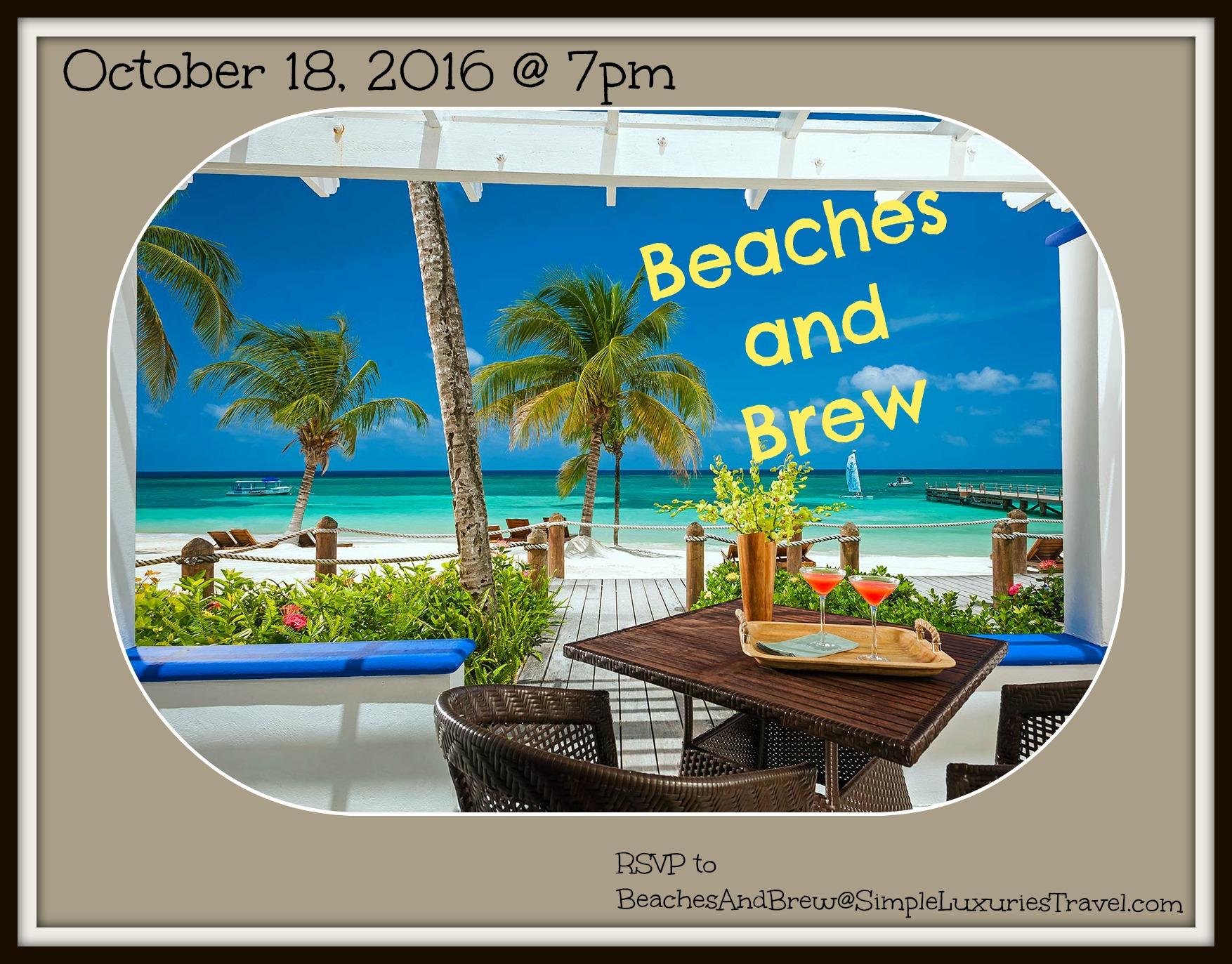 Beaches and Brew